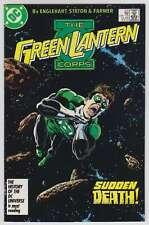 L8676: Green Lantern Corps #212, Vol 1, Mint Condition