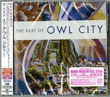 OWL CITY-THE BEST OF OWL CITY-JAPAN CD E78