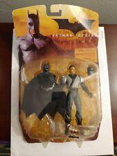 Mattel 2005 Batman Begins Action Figure.