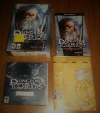 Dreamcatcher PC Video Game Dungeon Lords - Untested