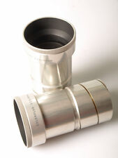 Leica Colorplan 90mm f/2.5 projection lens all-chrome