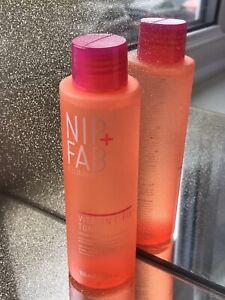 NIP + FAB Illuminate Vitamin C Fix Tonic 100ml NEW