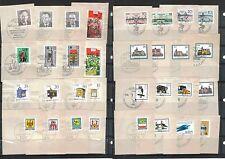 Ungeprüfte Briefmarken der DDR (1949-1990) als Spezialsammlung
