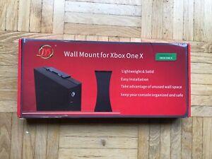 Xbox One X Spielekonsole Wandhalterung - Halterung - Metall - Schwarz - OVP
