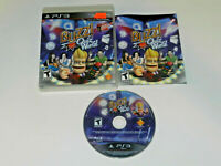 Buzz Quiz World Playstation 3 PS3 MINT Disc Complete CIB VERY Fast Ship World!!!