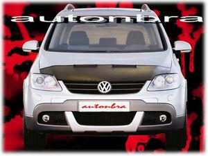 BONNET BRA fit VW Golf PLUS 2004-2014 STONEGUARD PROTECTOR TUNING