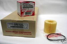 Case (Qty. 10) Genuine Toyota Oil Filter 04152-YZZA6