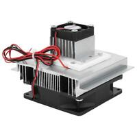 Thermoelectric Peltier Plate Module Cooling System Kits with/No Cooler End Fan