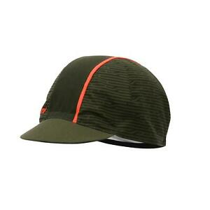Santini Soffio Cotton Bicycle Cycle Bike Cap Green - One Size
