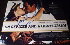"""LOUIS GOSSETT JR. Authentic Hand-Signed """"An Officer & a Gentleman"""" 11x14 Photo"""