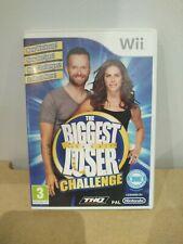 The Biggest Loser Challenge Wii Game UK Seller Free Postage
