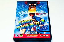 STREET FIGHTER 2 PLUS CHAMPION EDITION - SEGA MEGADRIVE - JAPAN - COMPLETE