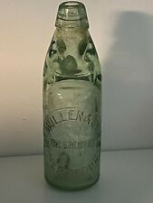 More details for mcmullen & sons brewery codd neck bottle