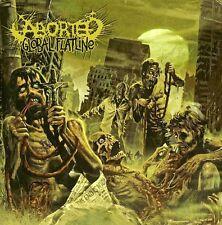 Aborted - Global Flatline [New CD] Argentina - Import
