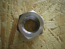 A2 acier inoxydable M30 métrique hexagonal complet écrous din 934