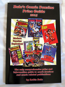 Dale's Comic Fanzine Price Guide 2nd Edition (2015) Softcover
