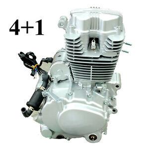 Zongshen 250cc Manual 4+1 Reverse Engine Motor ATV Quad Bike Dune Buggy Go Kart