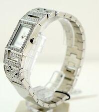 D&G time CRYSTAL 3 ATM dw0286 reloj watch fashion steel