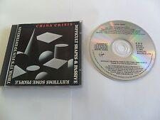 China Crisis - Difficult Shapes & Passive Rhythms (CD 1985) No Barcode