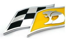 Yellow HSV Flag Badge Decal Commodore VT VX VY VZ VE VF GTS R8 MALOO Clubsport