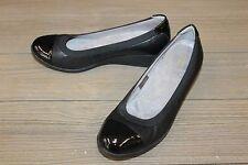 Clarks Womens Petula Sadie Shoes, Women's, Size: 9.5, Black