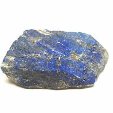 Blue Lapis Lazuli Crystal with Pyrite Inclusions 8cm 3.1in  155g 5.460oz BE-0008
