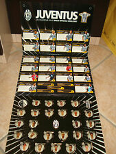 OPERA COMPLETA OFFICIAL PRODUCT 28 SPILLE PINS FC JUVENTUS JUVE 2006/2007 06/07