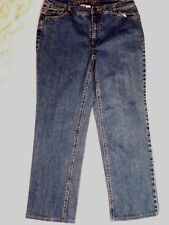 Charter Club Classic Rise Light Blue Jean Pant Size 12 P