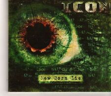 (GC252) Icon, New Born Lie - 2009 CD