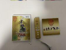 Nintendo Wii The Legend of Zelda:Skyward Sword Special Edition Inkl Zelda Remote