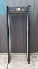 Ranger Intelliscan 33 Multi Zone Walk Through Metal Detector