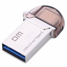 16GB OTG USB-C Type-C / USB 3.0 Pen Drive Flash Drive Memory Stick Key / OV Blac
