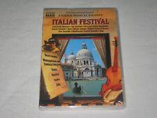 Italian Festival - A Naxos Musical Journey - Brand New & Sealed - Region 1 - DVD