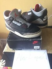 Original 1994 Nike Air Jordan BC 3 Sz 10.5 Bred 1 4 5 6 7 9 X 11 12 13 Db Yeezy