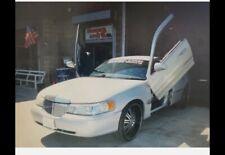1998-2012 LINCOLN TOWN CAR NEWGEN LAMBO DOOR KIT