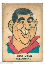 1968 Sun Valley Twisties Hassa MANN Melbourne [ You Will Receive ]