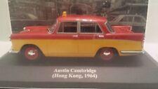 1/43TAX089 AUSTIN CAMBRIDGE, HONG KONG 1964 ROJO-AMARILLO
