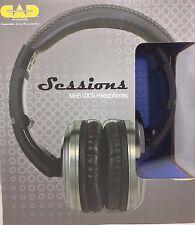 CAD AUDIO - MH510CR - Sessions Studio geschlossener Rücken Kopfhörer - chrom