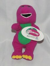 VINTAGE RARE LIMITED EDITION LUVS Barney Bean Bag Stuffed Animal New With Tags
