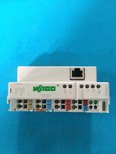 1 pcs WAGO 750-841 PLC Module Tested