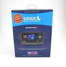 Sirius Sportster 5 Satellite Radio Vehicle Kit *Accessories Only* Sp5Tk1