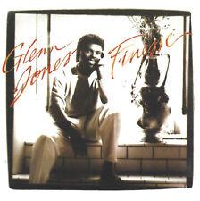 Glenn Jones – Finesse   New  cd  ftg     + bonustracks
