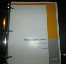 Case 570lxt And 580l Series 2 Tractor Loader Parts Catalog Manual Original 1999