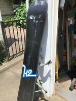 K2  Dart snowboard 159cm, Burton US Size 12 boots ...pick up only