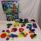 Gears Gears Gears Remote Control Illuma-Bot Sonic T-Rex Building Set Toys Lot