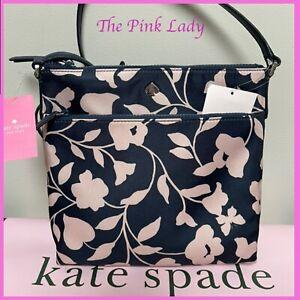NWT KATE SPADE 💯%Authentic JAE GARDEN VINE Flat Crossbody