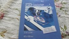 HTF NIB Pfaff 7562 7570 CAP Embroidery Hoop/Manual/Stabilizer EXCELLENT Complete