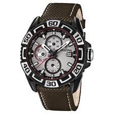 Unisex Festina Armbanduhren mit Chronograph