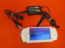 Sony PlayStation Portable PSP 2001 Handheld Console White 2109