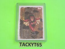 2009 SPIDER-MAN ARCHIVES SINGLE PAINTED ART CARD SPIDER-WOMAN #A9
